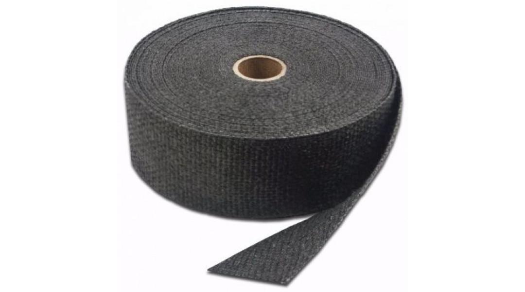 Изпускателна изолационна обвивка Therмotec, черна, 50мм x 7,5м