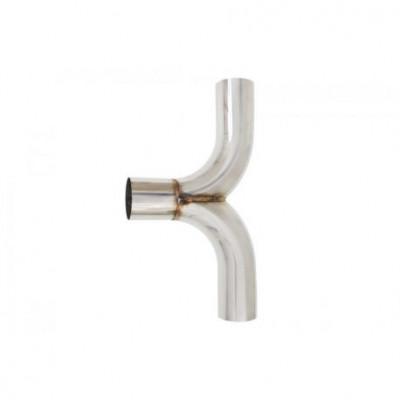 Редукция 180° за ауспух от неръждаема стомана 51/60mm