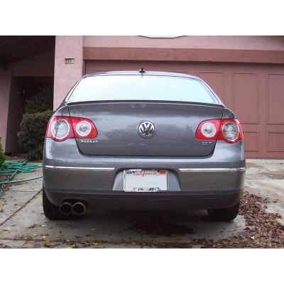 Лип спойлер за багажник за VW PASSAT B6 (2005+)