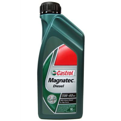 CASTROL MAGNATEC 5W40 DPF B4 1L