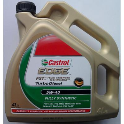 CASTROL EDGE TD 505.01 5W40 4L