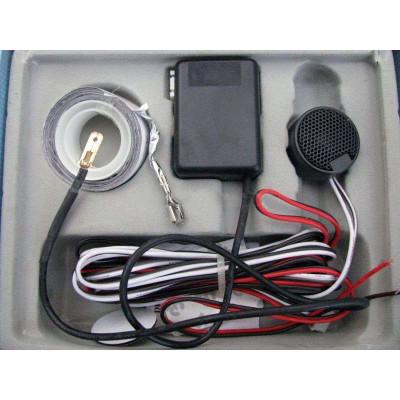 Парктроник електромагнитен (без пробиване на броня) - със звук
