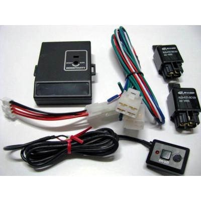 Модул за автоматично палене на светлините