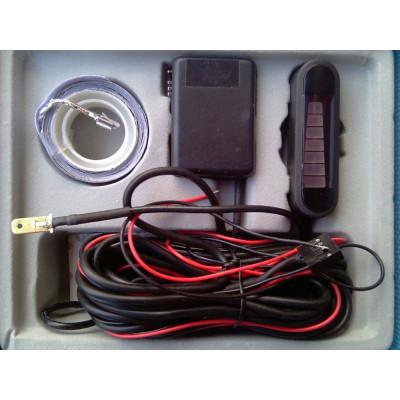 Парктроник електромагнитен (без пробиване на броня)