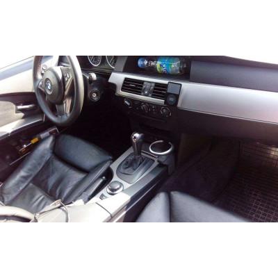 Поставка за чаши за BMW E60 / E61 - до скоростния лост