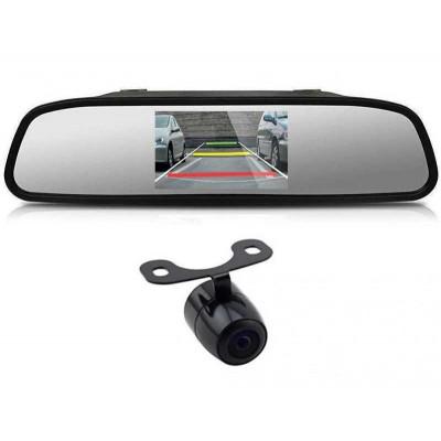 Система за паркиране с огледало с дисплей 4,5