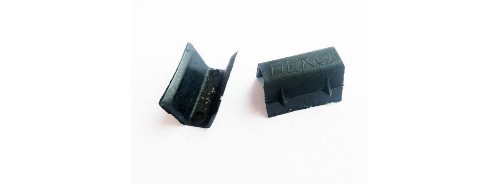 Щипка за ветробрани Heko - Пластмаса