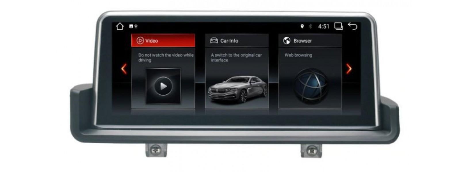 BMW BMW 3 Series E90 / E91 / E92 / E93 10.25инча - Навигация Андроид 9.1
