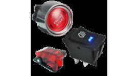 Стартови бутони и изключватели