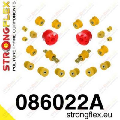 Тампон на задна надлъжна долна щанга Strongflex комплект SPORT