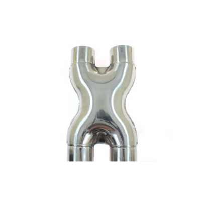 Тръба от неръждаема стомана ауспух X 51мм (2
