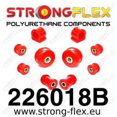 Тампон за преден напречен носач Strongflex комплект