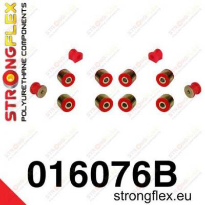 Тампон на задна надлъжна долна щанга Strongflex комплект