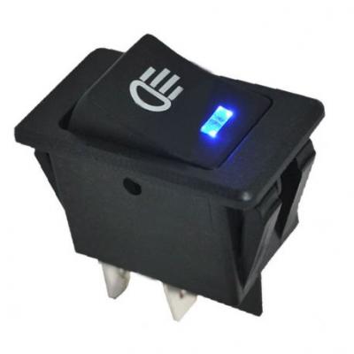 Универсален превключвател за светлина с LED
