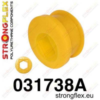 Тампон за преден долен носач Strongflex eccentric (E46носач ) SPORT