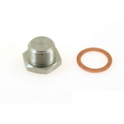 Plug in M18x1,5, Stainless Steel (o2 sensor)