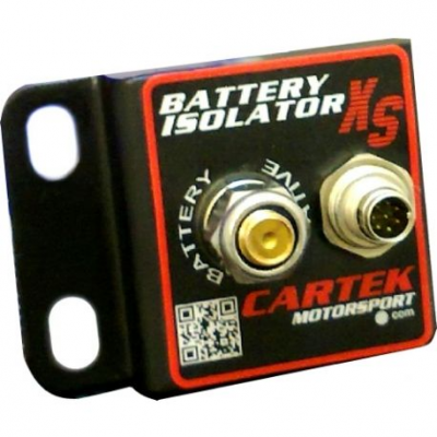 Cartek BATTERY ISOLATOR XS FIA (only unit)