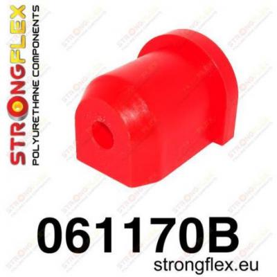 Тампон за преден носач, задна страна Strongflex