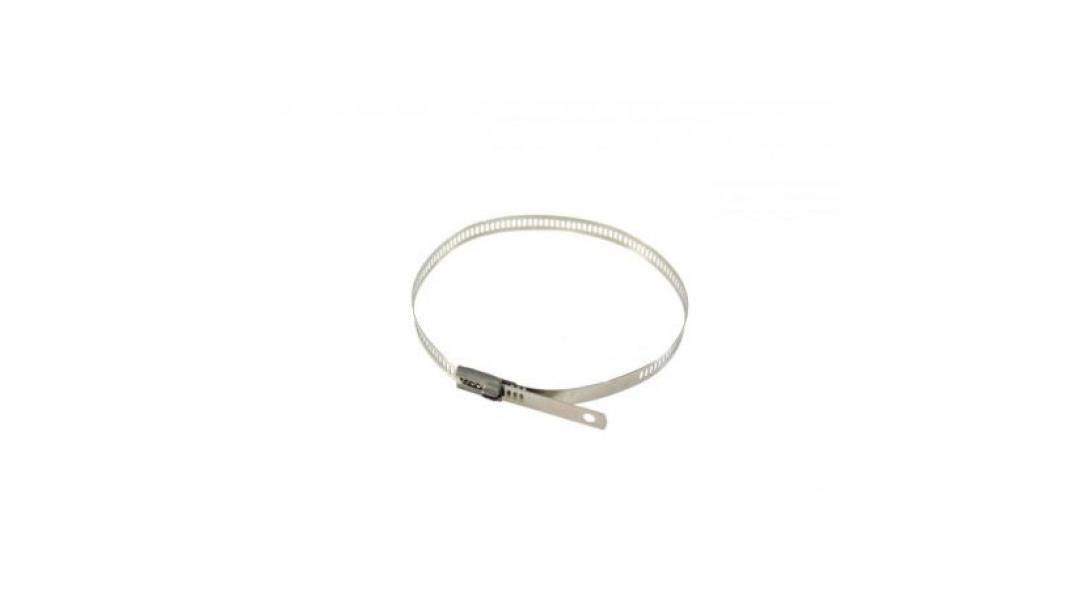 Защитна лента от неръждаема стомана за термо ленти