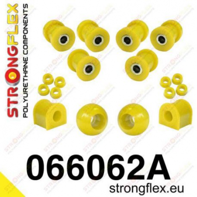 Тaмпони за преден/зеден мост Strongflex комплект SPORT