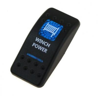 Cover за Универсален превключвател Rocker с LED
