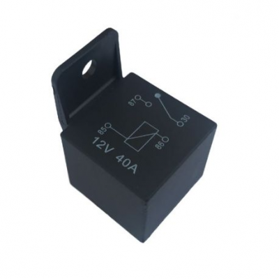 Реле 12V/40A ON/OFF 4PIN